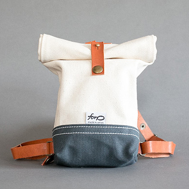BULLO BACKPACK COLORS [Charcoal Blue]