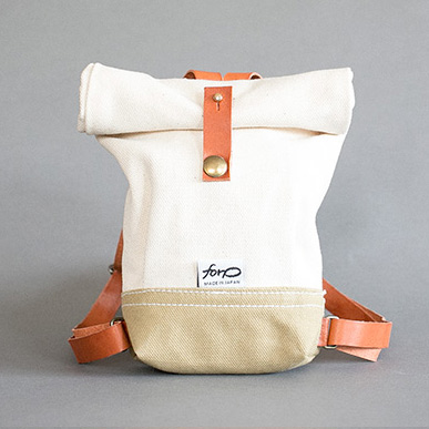 BULLO BACKPACK COLORS [Beige]